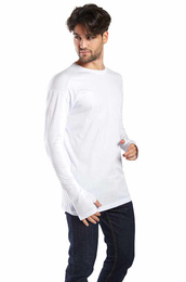 Long Sleeved T-Shirt with Gloves - Art. 2418M