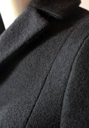 Wool basic coat - Art.CO-010