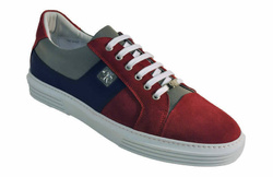 Red Sneakers Shoes - Art. 437013A