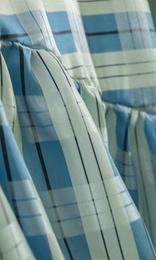 Silk tartan dres - Art. DR-004