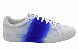 White/Blue Sneakers Shoes - Art. VBAND