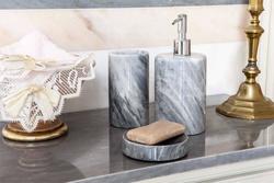Marble Soap Dish - Art. MOBJ69