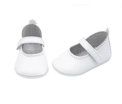 Girl Ceremony Shoes - Art. White