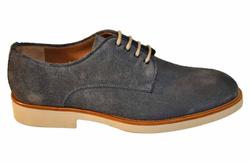 Suede Derby Shoes- Art. 432010B