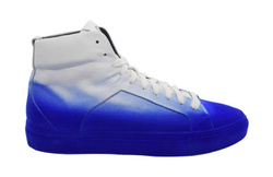 White/Blue Sneakers Shoes - Art. VFADETH