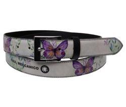 Belt - Art. Butterfly