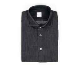 Shirt - Art. Black Denim Shirt