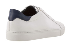 White/Blue Sneakers Shoes - Art. 20737