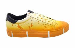 Orange Sneakers Shoes - Art. U19