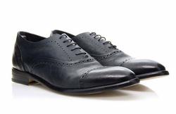 Dark Blue Oxford Shoes - Art. V335
