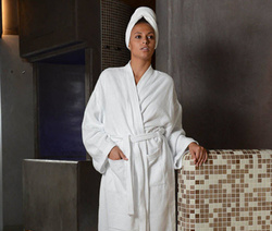 Terry Towelling - Bathrobes