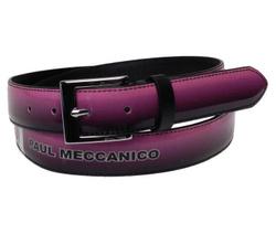 Belt - Art. Faded Fucsia