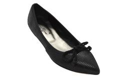 Black Ballet Flats Shoes - Art. Lola