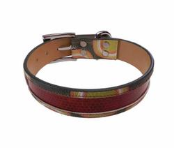 Dog Collar - Dog collar with reflector