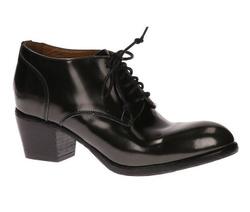 Black Derby Shoes - Art. J 6764