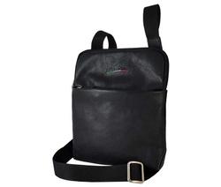 Art. Leather Cross Body Bag