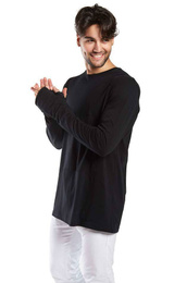Long Sleeved T-Shirt with Gloves - Art. 2425