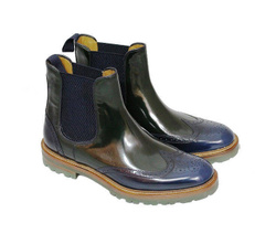Ankle Boots - Art. 906-127 (Blue)