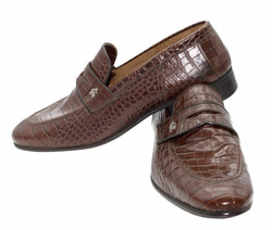 Brown Loafers - Art. E450