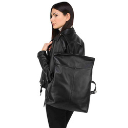 Backpack - Art. Black (Nappa Leather)