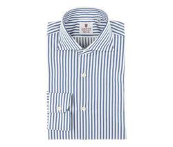 Shirt - Art. Oxford Satin Stripes