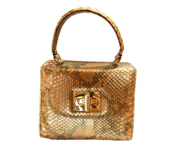 Handbag - Art. Python