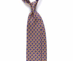 Art. 50 oz. Twill Silk 3-Fold Tie