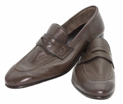 Brown Loafers - Art. E451