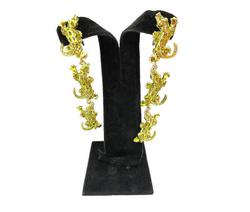 Earrings - Art. Geko