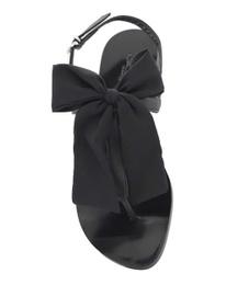 Black Sandals Shoes - Art. Eva