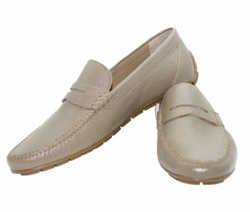 Beige Loafers - Art. G9