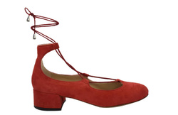 Red Sandals Shoes - Art. Nada