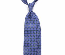 Art. Twill Silk 3-Fold Tie