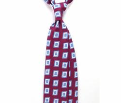 Art. Linen 3-Fold Tie