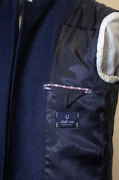 Coat - Art. Navy Stelvio