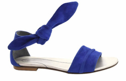 Blue Sandals Shoes - Art. Sara
