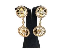 Earrings - Art. Wheel