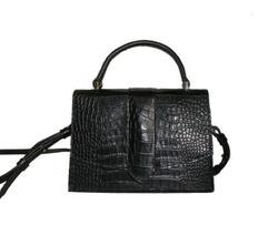 Black Clutch Bag - Art. Custom Clutch (Private Label)