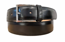 Black Belt - Art. 35MM (Polished Leather)