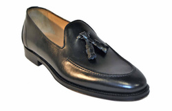 Black Loafers Shoes - Art. 4261A