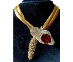 Necklace - Art. Snake