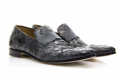 Black Loafers Shoes - Art. R519