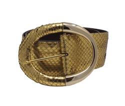 Belt - Art. Golden Python