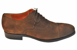 Brown Oxford Shoes - Art. 3891A