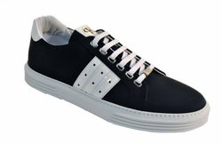Black Sneakers Shoes - Art. 437010A