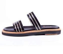 Sandals - Art. Altare Vernice Nero/Oro