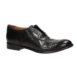 Black Laceless Shoes - Art. J 6417
