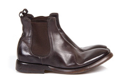 Dark Brown Boots Shoes - Art. 122