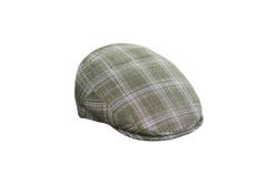 Hat - Art. Counyt Cap Piacenza Green Check