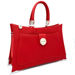 Day Bag - Art. Gala (Red Silver)